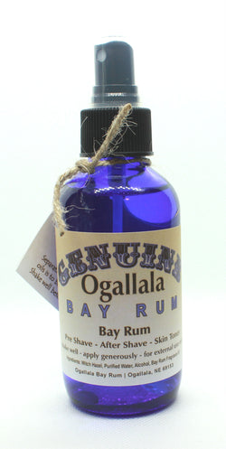 Ogallala Bay Rum Cologne