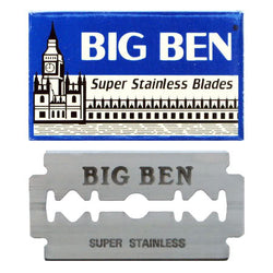 Big Ben - Super Quality Double Edge Safety Razor Blades