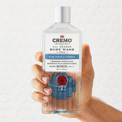 Blue Cedar & Cypress Body Wash