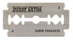 Derby Extra - Super Stainless Double Edge Safety Razor Blades