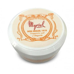 Myrsol Shaving Cream, Don Miguel 1919