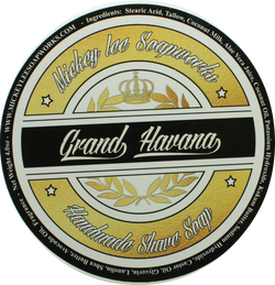 Grand Havana Shave Soap