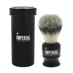 Imperial Vegan Travel Shave Brush