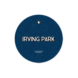 Irving Park Shaving Soap by Oleo Soapworks