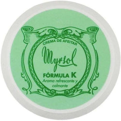 Myrsol Shaving Cream, Formula K