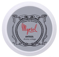 Myrsol Shaving Cream, Antesol