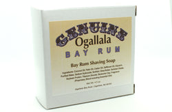 Ogallala Unscented Shaving Soap
