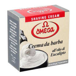Omega Crema da Barba Shaving Cream (in Bowl)
