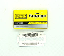 Suneko Super Stainless Double Edge Safety Razor Blades