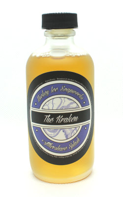 The Kraken Aftershave Splash