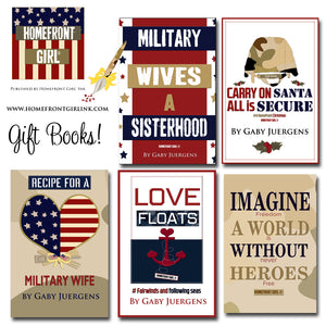 Homefront Girl® Gift Books