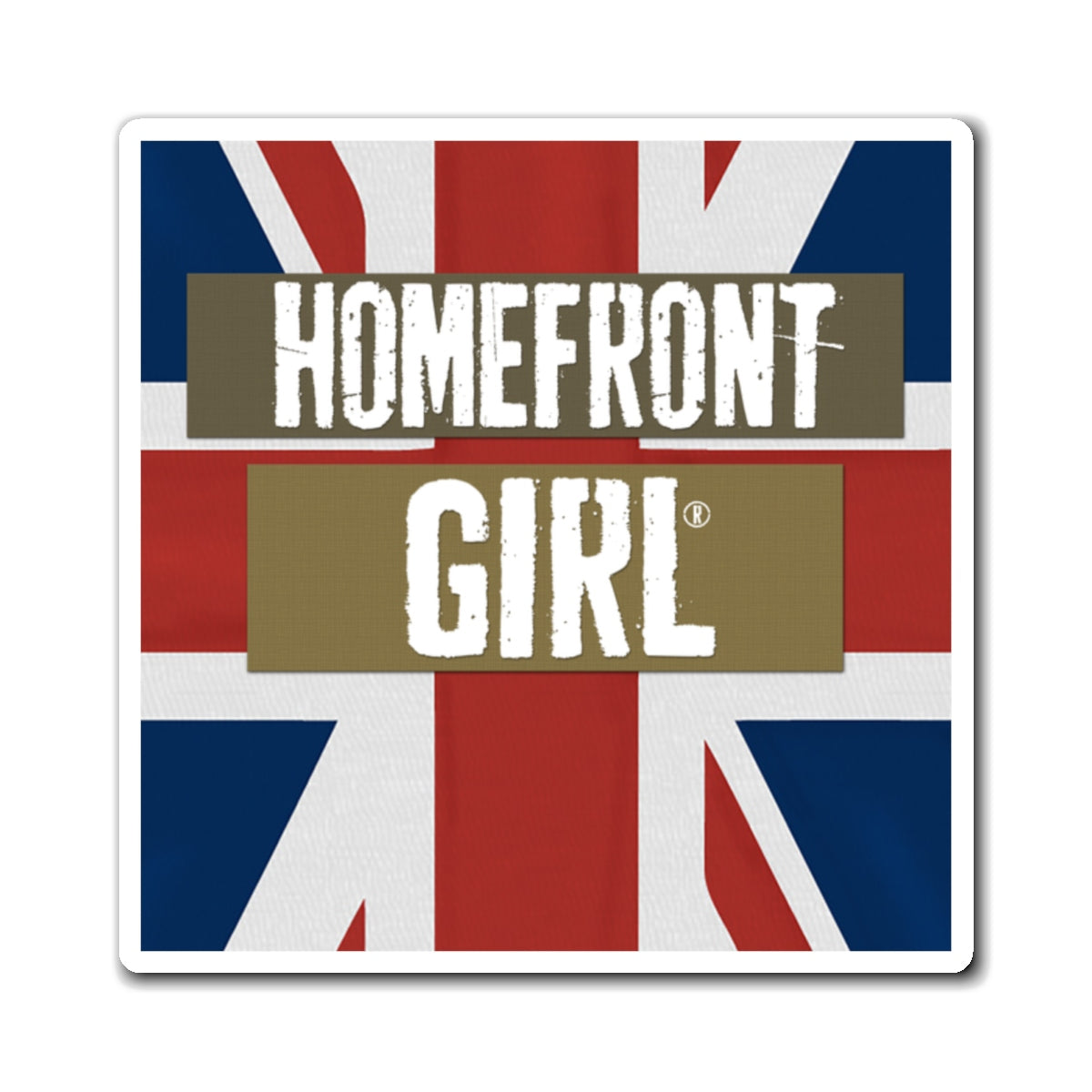 The Homefront Girl® UK  Magnets - [shop_home]