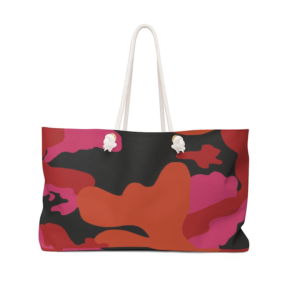 Diva Vibe Camo - Weekender Bag - [shop_home]