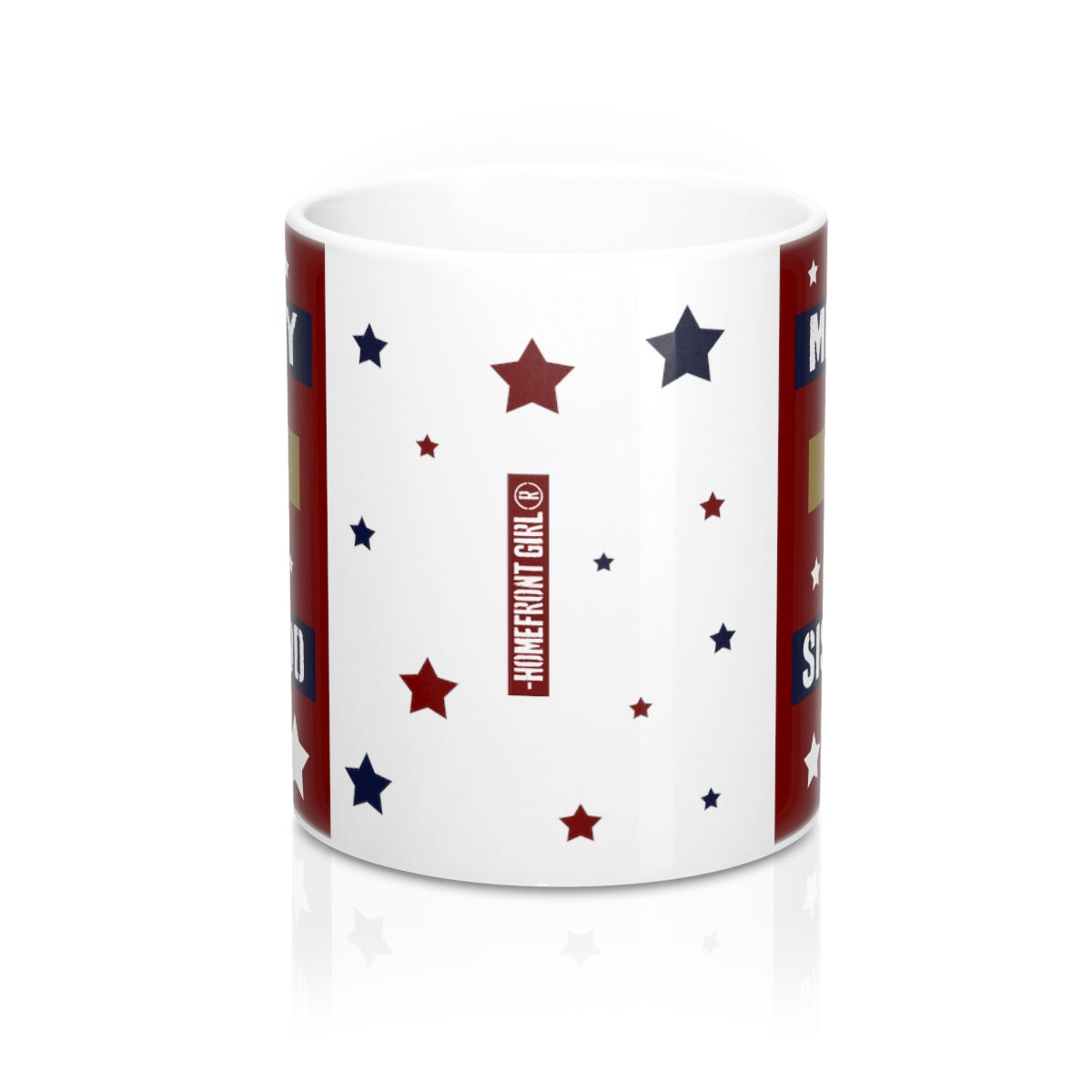 The Homefront Girl® Sisterhood Mug 11oz - Homefront Girl