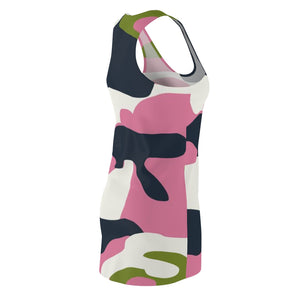 Hamptons Summer Camo- Racerback Dress - [shop_home]