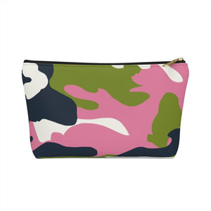 "Homefront Girl® ""NYC 5th Ave Vibe"" Accessory Pouch w T-bottom - [shop_home]"