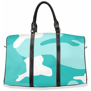"""Timeless Tiffany"" Camo - Travel Bag"