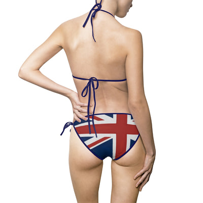 Homefront Girl® UK Women's Bikini Swimsuit