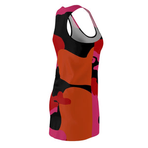 DIva Vibe Camo  -Racerback Dress - [shop_home]