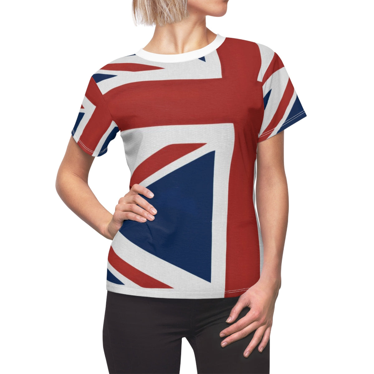 The Homefront Girl® UK Women's Tee - [shop_home]