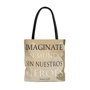 """Imaginate"" -Tote Bag"