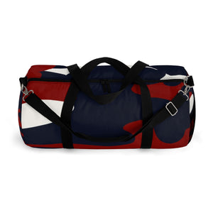 Homefront Girl® Signature Red, White and Blue Camo -Duffle Bag