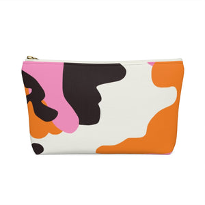 "Homefront Girl® ""Summer in the Hamptons Camo"" -Accessory Pouch w T-bottom - [shop_home]"