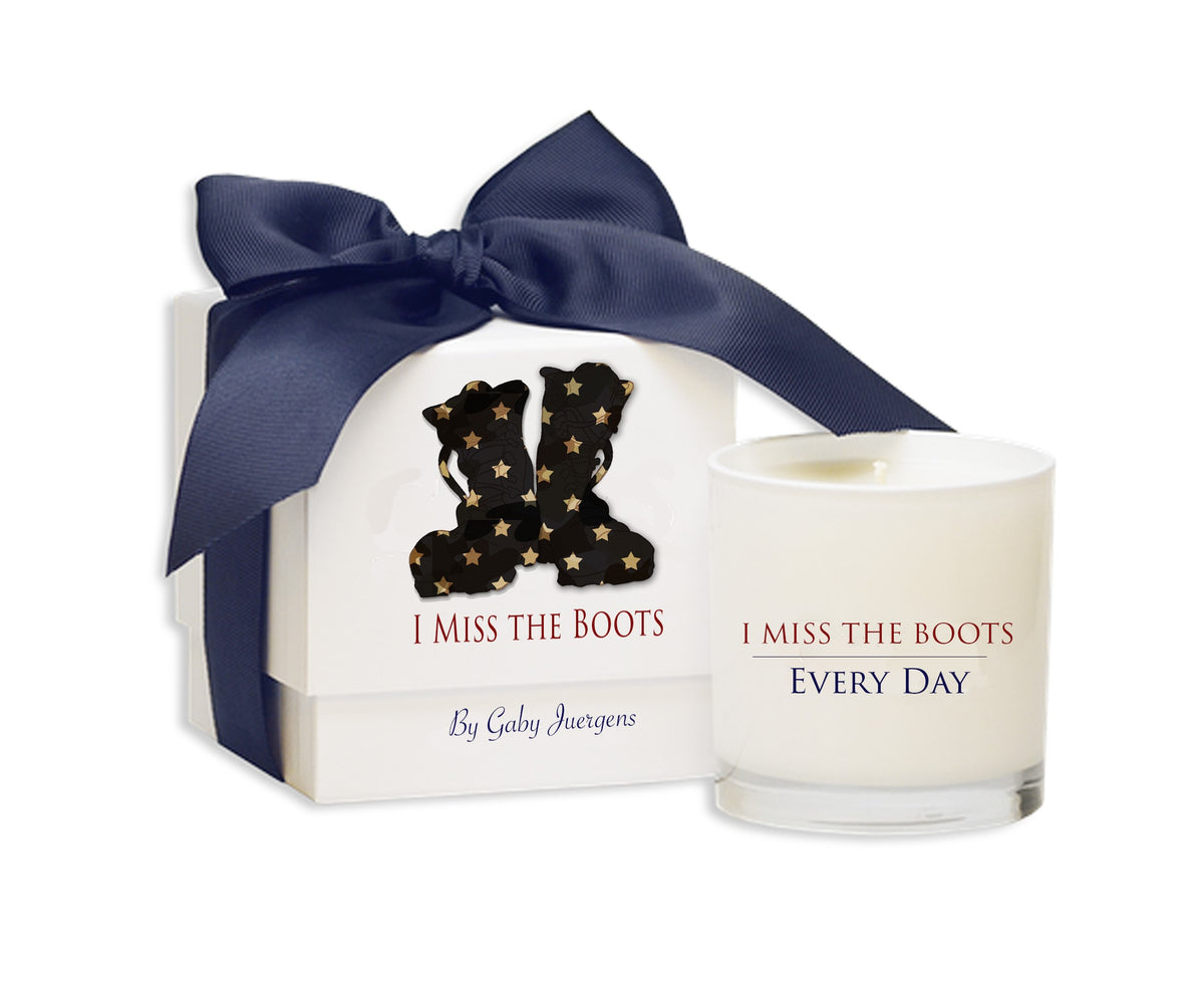I Miss The Boots - Candle