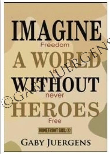 Imagine a World without Heroes - Gift Book