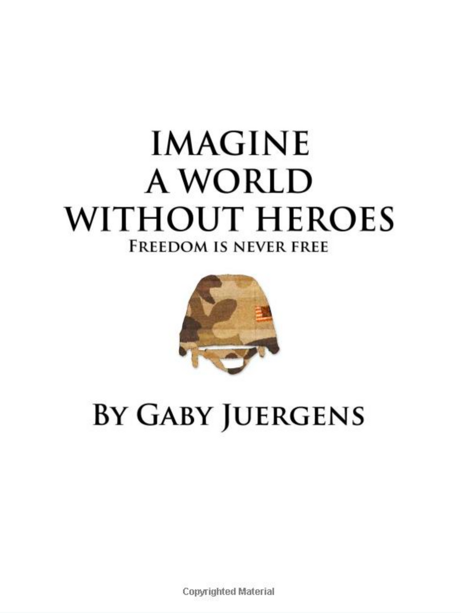 Imagine a World Without Heroes Gift Book