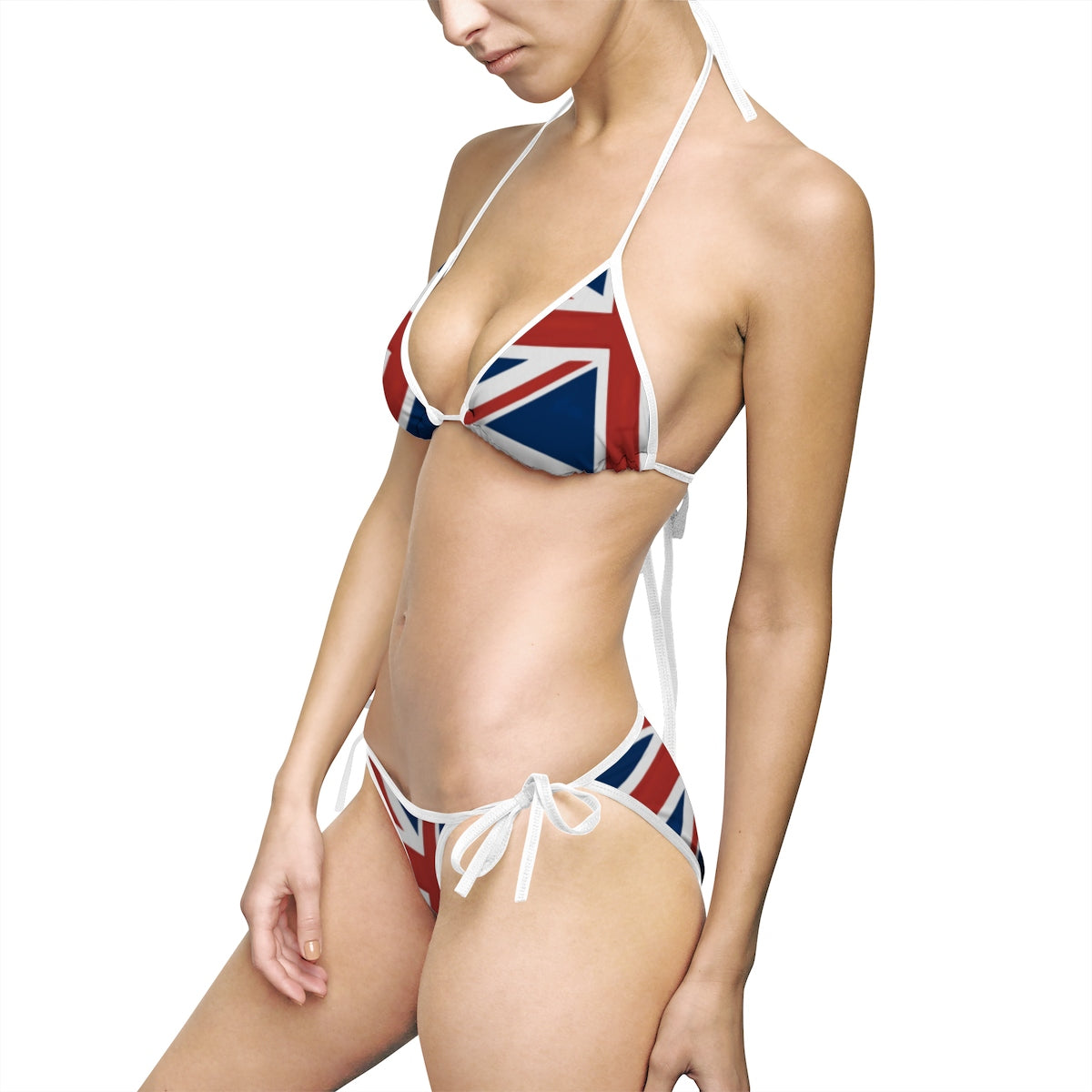 Homefront Girl® UK Women's Bikini Swimsuit - [shop_home]