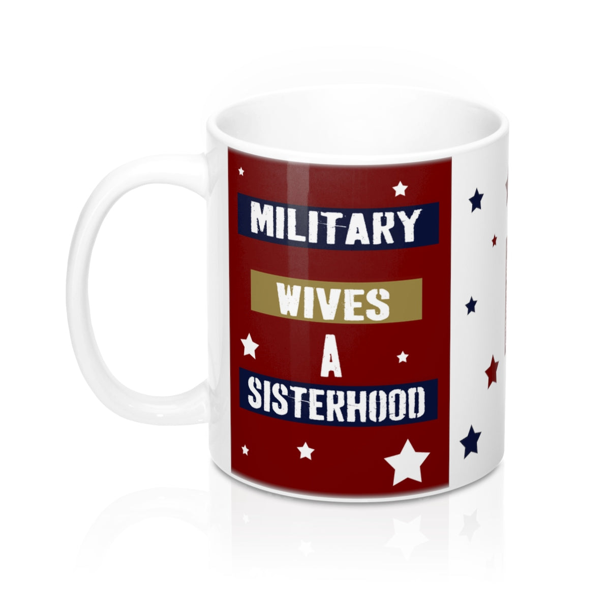 The Homefront Girl® Sisterhood Mug 11oz