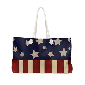 Homefront Girl® Signature Flag - Weekender Bag - [shop_home]