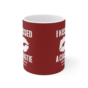 """I Kissed a COASTIE#Lovedit ™-Ceramic Mug - [shop_home]"