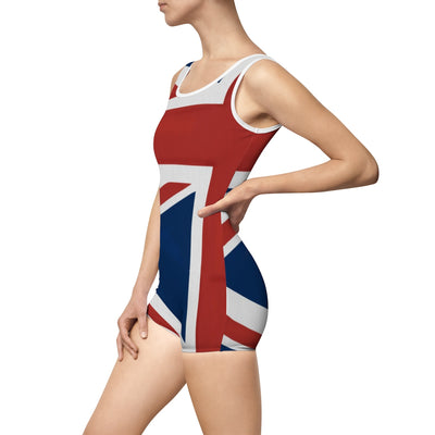 Homefront GIrl® UK  Women's Vintage Swimsuit