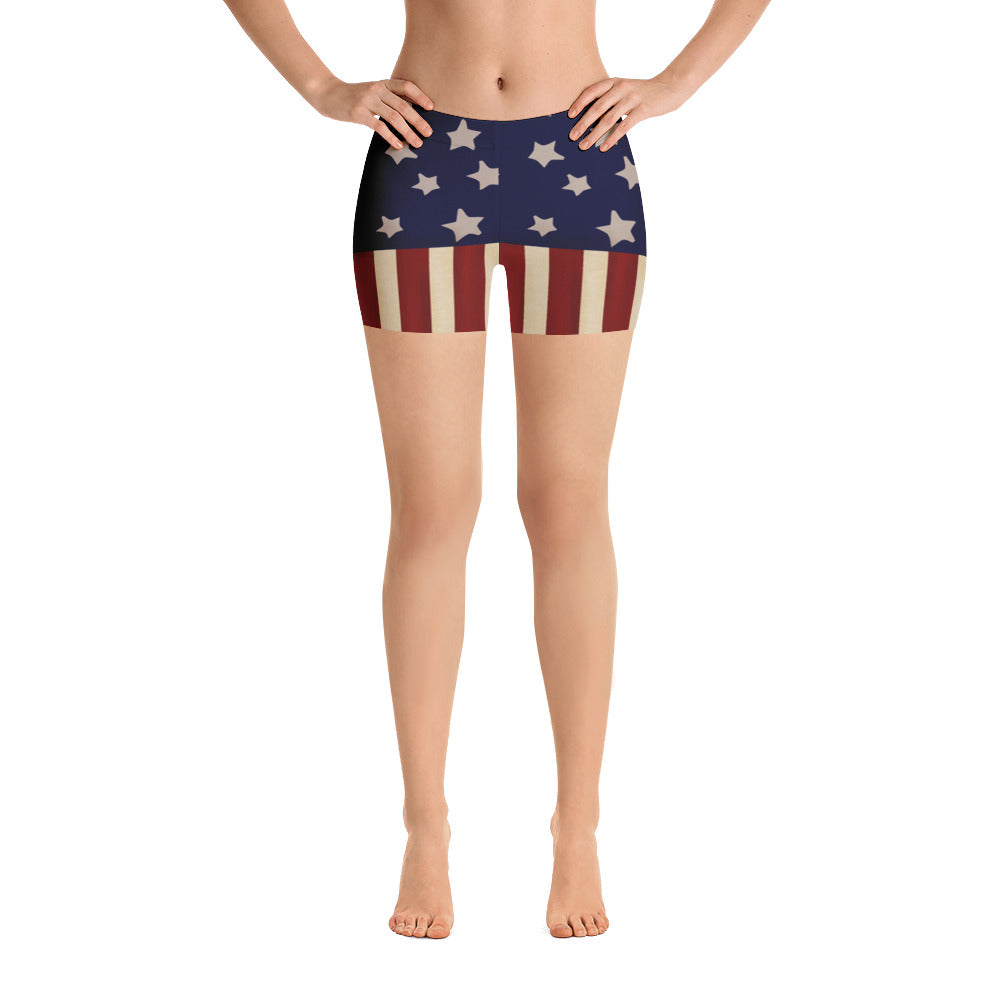 "Homefront Girl®  ""American Homefront Girl®"" - Shorts - Homefront Girl"