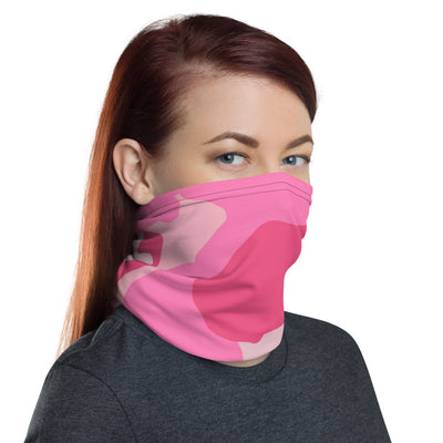 HFG® Pink Camo Face Mask/Neck Gaiter