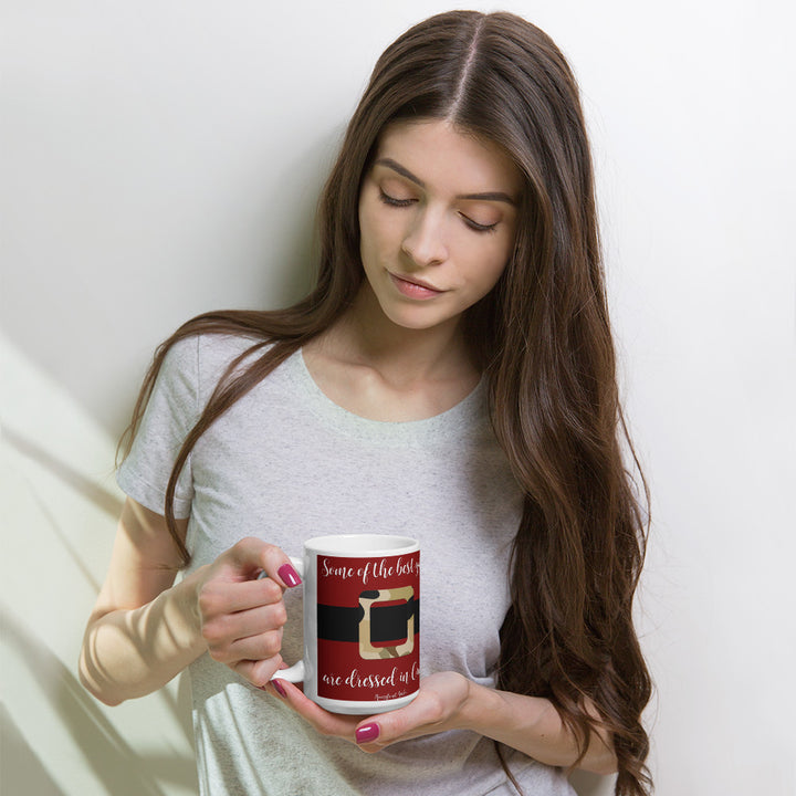 "Homefront Girl® ""Some of the best gifts are dressed in Camo"" - Mug"