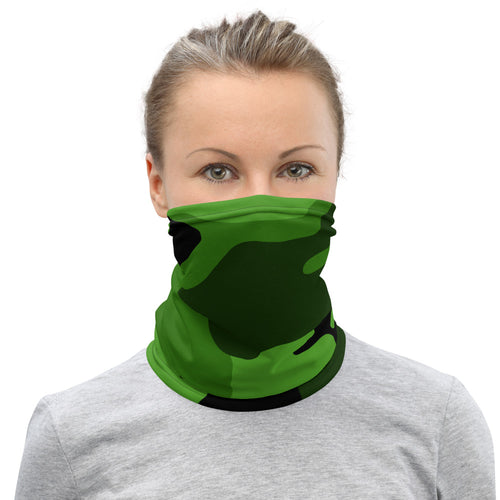 HFG® Emerald Isle Camo  Face Mask/Neck Gaiter