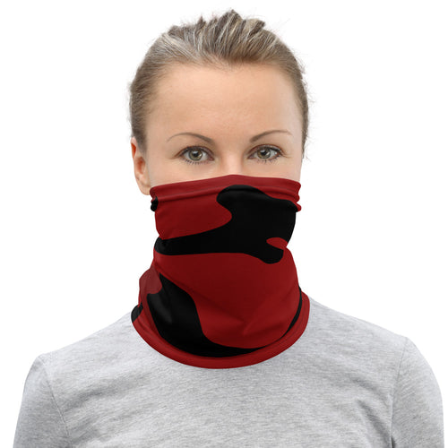 HFG® Red Flame Camo Face mask/Neck Gaiter