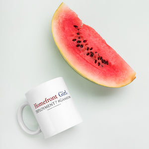 "The Homefront Girl® ""Deployment? #GameOn -Mug"