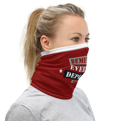 Homefront Girl® Remember Everyone Deployed -Face Mask/Neck Gaiter