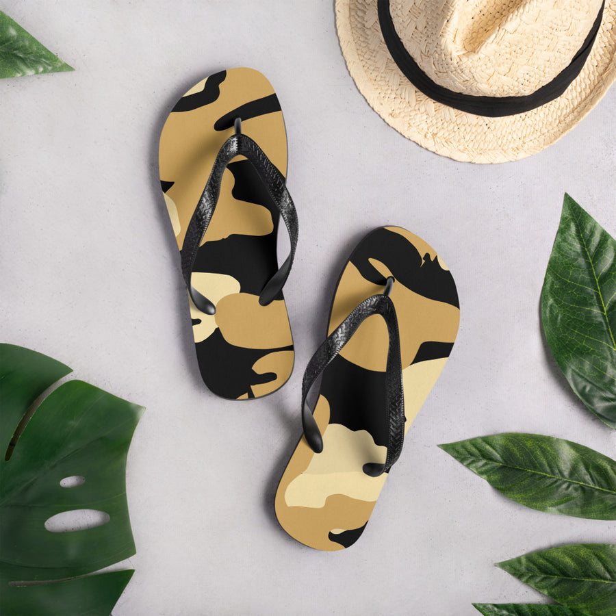 The Homefront Girl® Camo Collection -Flip-Flops
