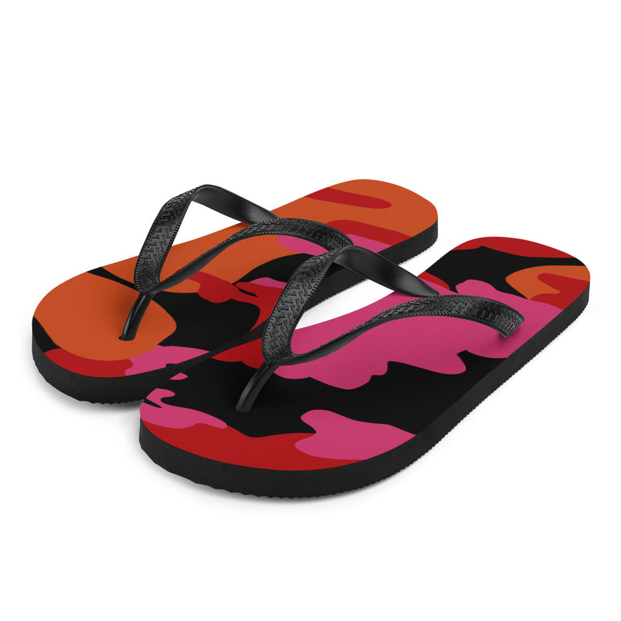 Homefront Girl® Camo Collection -Flip-Flops
