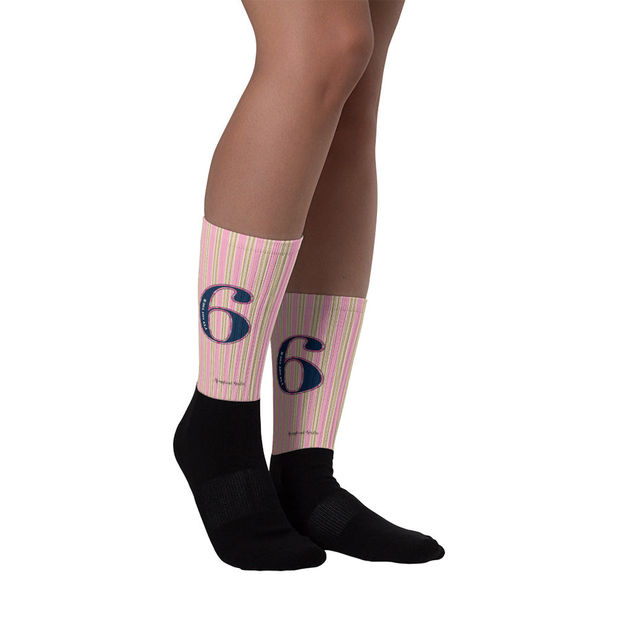"""I've got your 6"" - The HFG™ With you all the way™ Sock Collection"