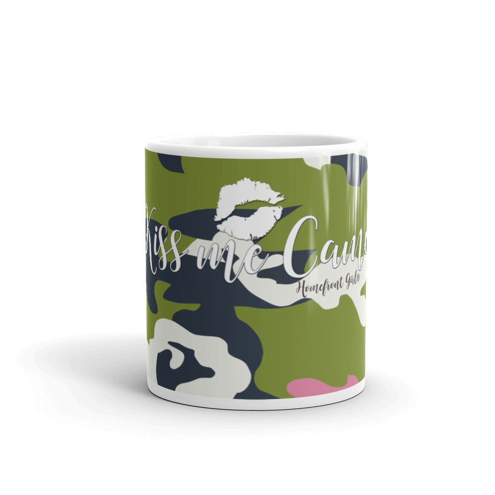 Kiss me Camo™ -Mug - [shop_home]