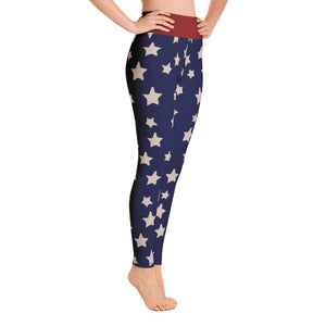 Homefront Girl's Power Team design  -Yoga Leggings
