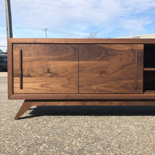 Load image into Gallery viewer, Walnut Credenza