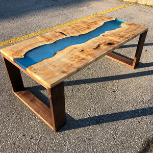 Mappa Burl River River Table
