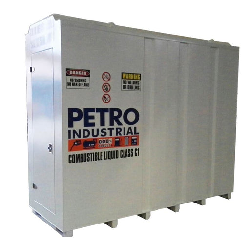 Fuel Tank 5000L - Petro Store Self bunded